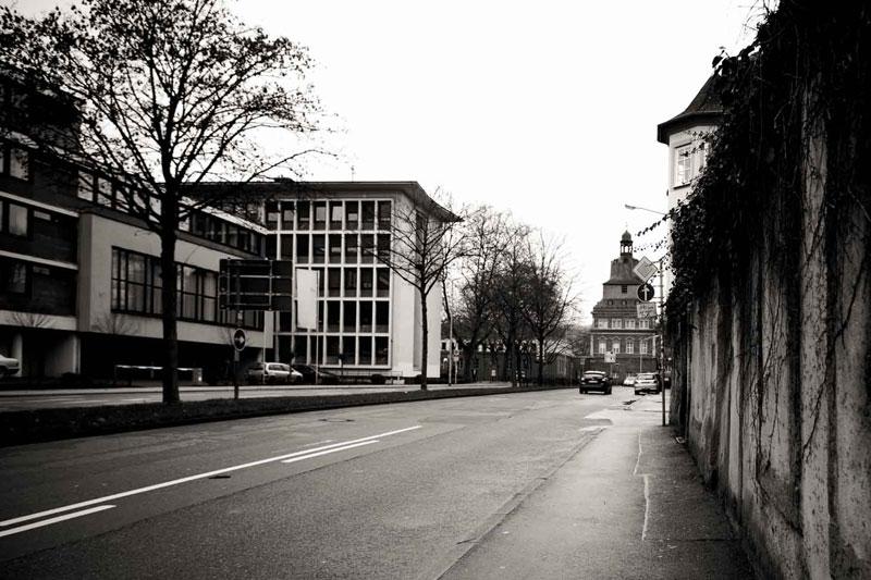 Trier, Mustorstraße/Gartenfeld